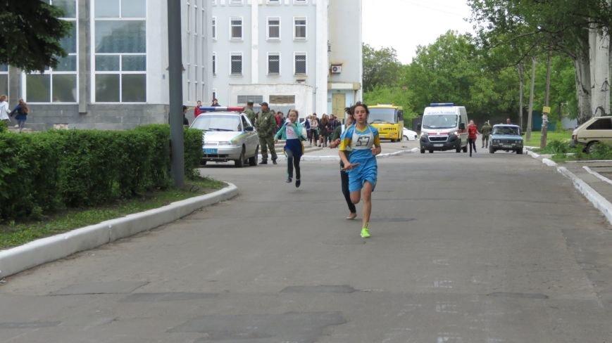 В Покровске состоялся легкоатлетический забег, приуроченный ко Дню Европы и Олимпийскому дню, фото-25