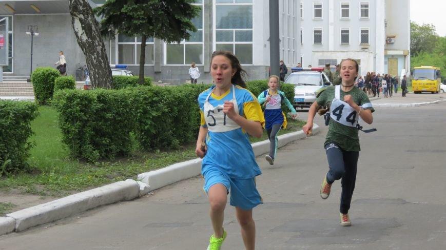 В Покровске состоялся легкоатлетический забег, приуроченный ко Дню Европы и Олимпийскому дню, фото-24