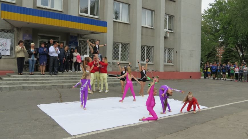 В Покровске состоялся легкоатлетический забег, приуроченный ко Дню Европы и Олимпийскому дню, фото-11