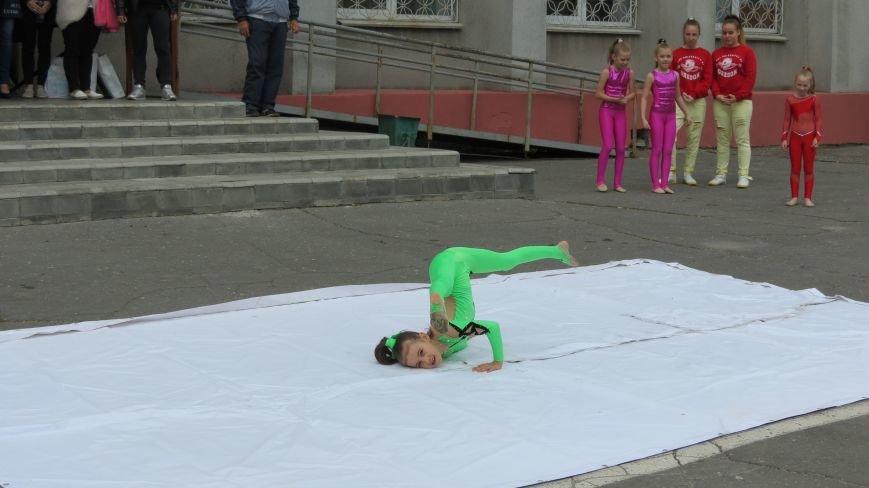 В Покровске состоялся легкоатлетический забег, приуроченный ко Дню Европы и Олимпийскому дню, фото-8