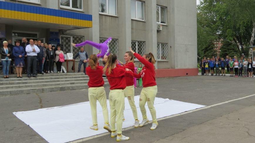В Покровске состоялся легкоатлетический забег, приуроченный ко Дню Европы и Олимпийскому дню, фото-10