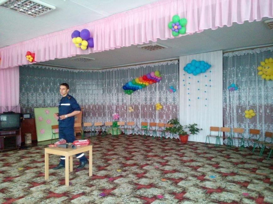 У 16-му дитсадочку Новоград-Волинського навчалися пожежній безпеці, фото-3