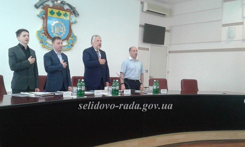 Селидовский городской голова был награжден за ремонт автодорог, фото-2