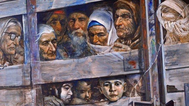 18 мая - День Памяти Депортации крымских татар в 1944-м году, фото-1