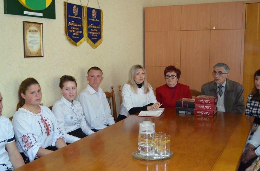 Зустріч з випускниками з числа дітей-сиріт та дітей позбавлених батьківського піклування, фото-3