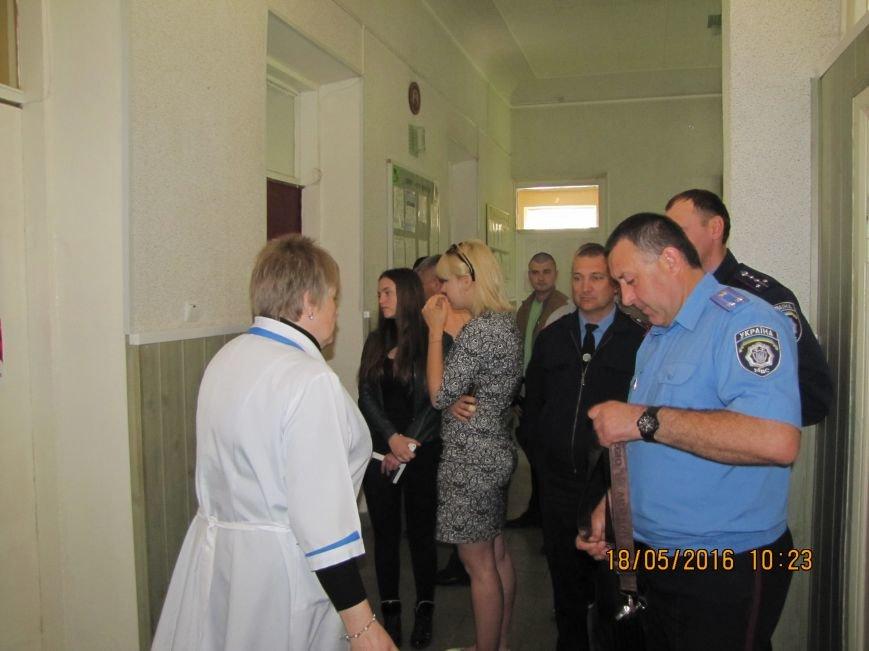 Мелитопольские полицейские стали безвозмездными донорами, фото-3