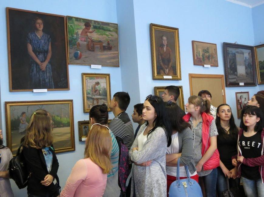В Бердянском музее истории города отметили юбилей Людвига Годлевского, фото-3