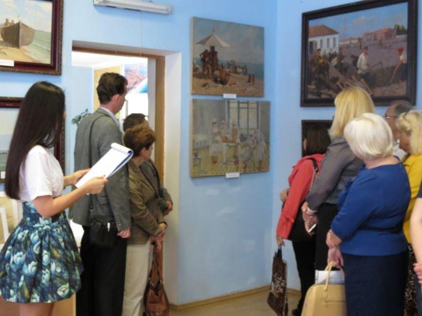 В Бердянском музее истории города отметили юбилей Людвига Годлевского, фото-4