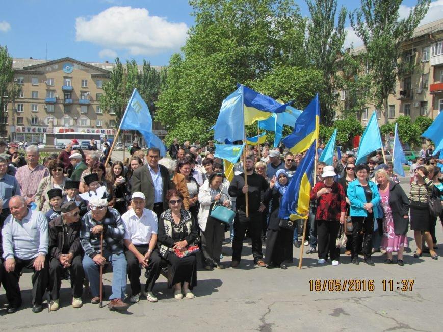 Мелитопольцы помнят о черном дне в истории крымско-татарского народа, фото-2