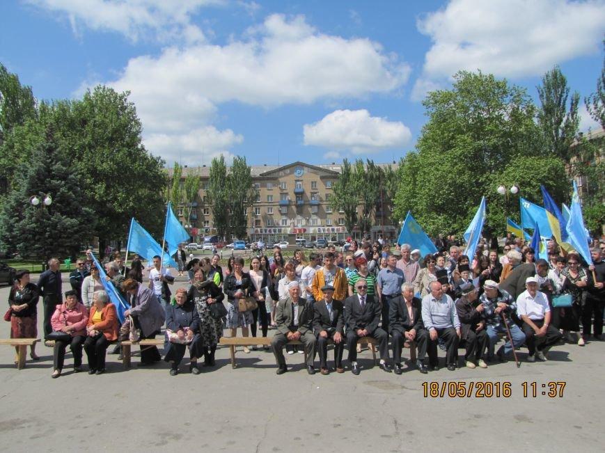 Мелитопольцы помнят о черном дне в истории крымско-татарского народа, фото-3