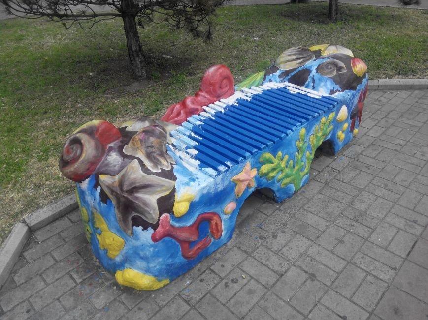 В Бердянске становится все больше уникальных достопримечательностей, фото-6