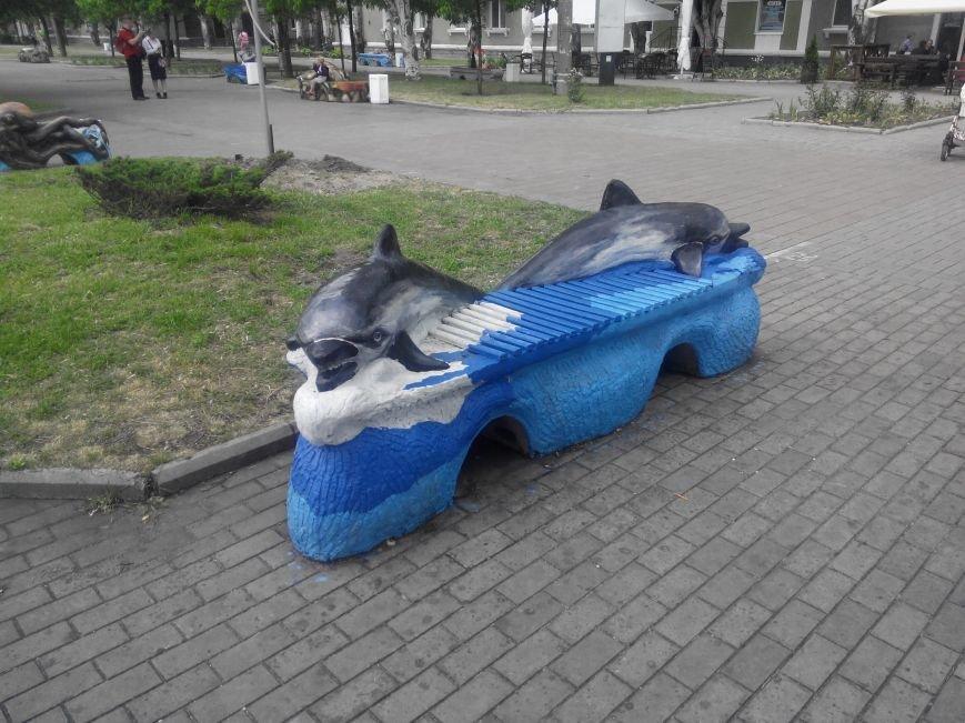 В Бердянске становится все больше уникальных достопримечательностей, фото-4