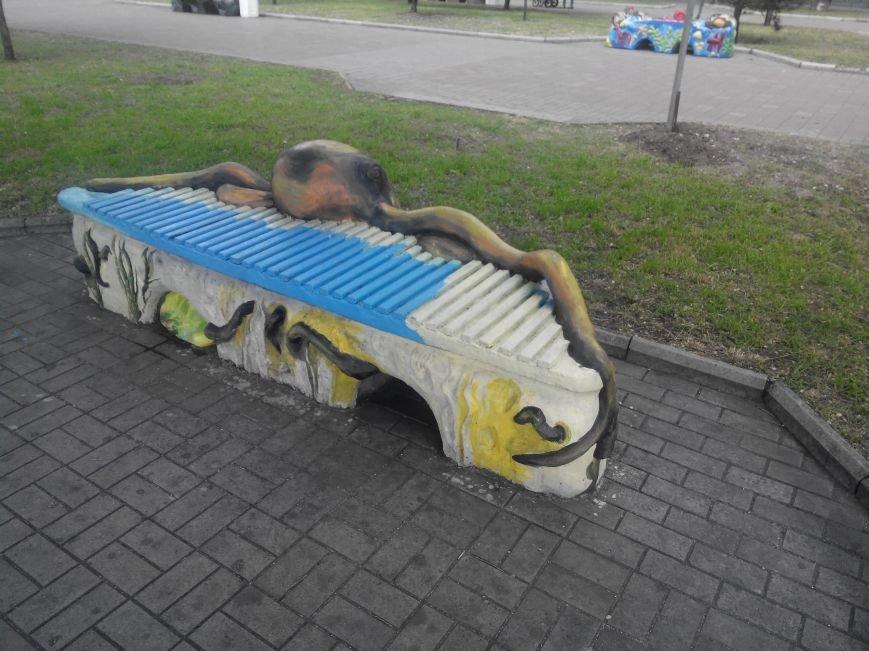 В Бердянске становится все больше уникальных достопримечательностей, фото-2