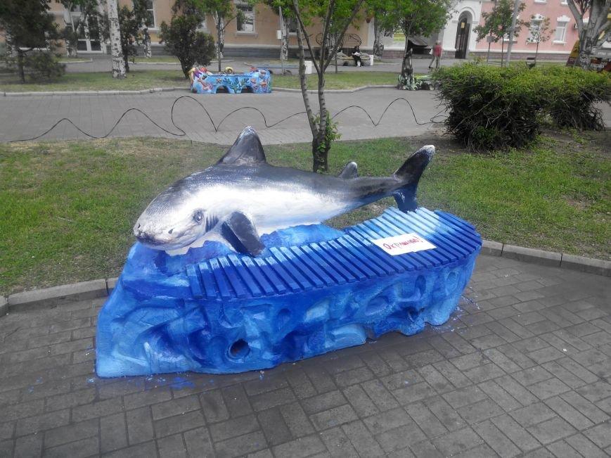 В Бердянске становится все больше уникальных достопримечательностей, фото-1