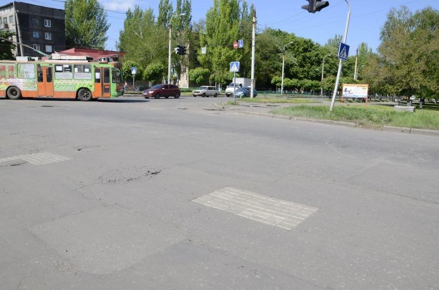 Краматорский Донмет благоустраивает город, фото-2