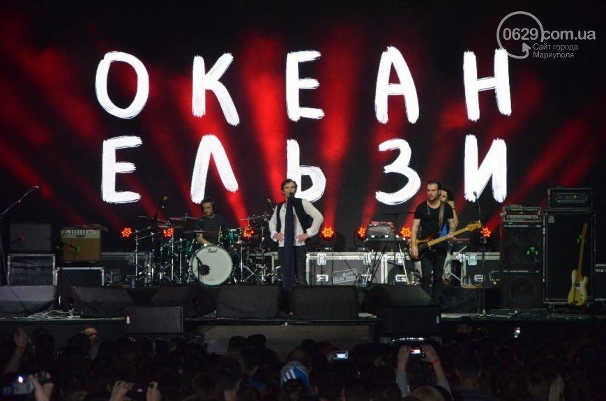 Вчера в Мариуполе с успехом прошел концерт знаменитой украинской группы «Океан Эльзы» (ФОТО), фото-9
