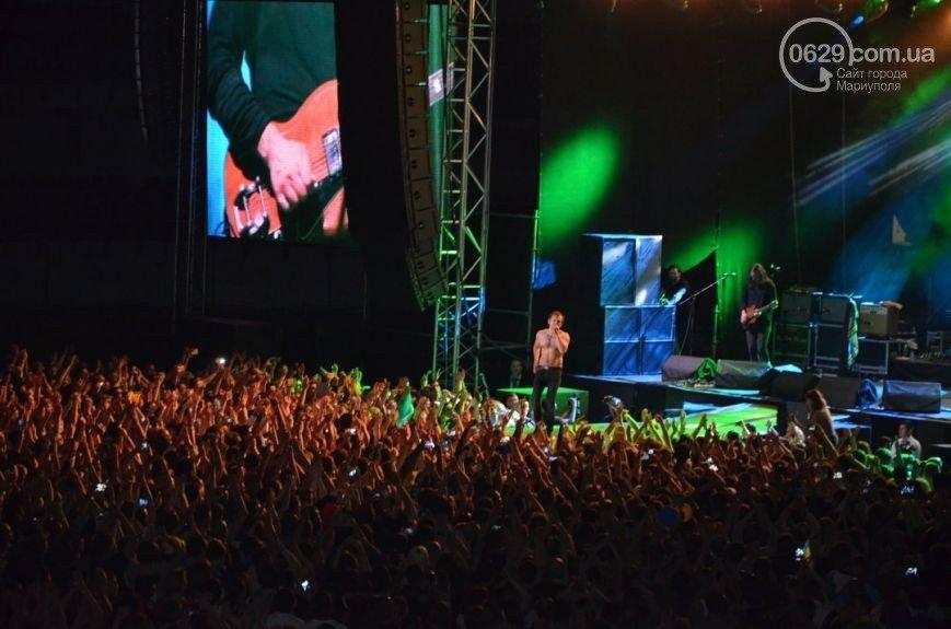 Вчера в Мариуполе с успехом прошел концерт знаменитой украинской группы «Океан Эльзы» (ФОТО), фото-4