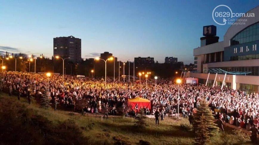Вчера в Мариуполе с успехом прошел концерт знаменитой украинской группы «Океан Эльзы» (ФОТО), фото-6