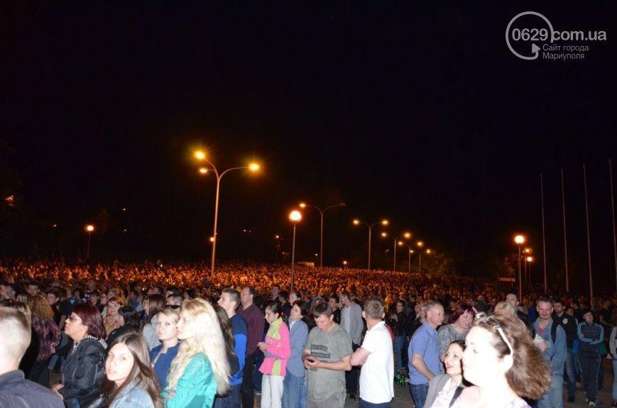 Вчера в Мариуполе с успехом прошел концерт знаменитой украинской группы «Океан Эльзы» (ФОТО), фото-8