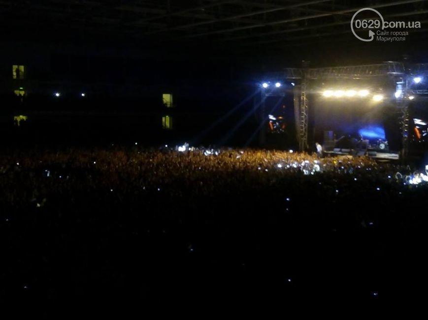Вчера в Мариуполе с успехом прошел концерт знаменитой украинской группы «Океан Эльзы» (ФОТО), фото-3