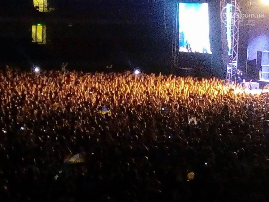 Вчера в Мариуполе с успехом прошел концерт знаменитой украинской группы «Океан Эльзы» (ФОТО), фото-5