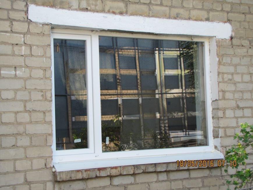 Мелитопольский военкомат с новыми окнами, фото-2