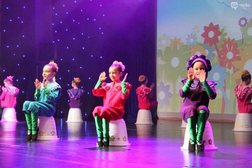 Сахалинская «Мечта» подвела итоги 2015 года отчетным концертом, фото-3