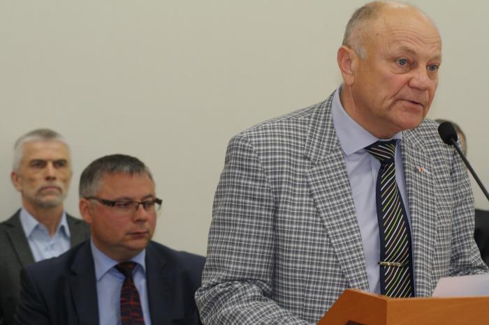 Дмитрий Жижанков избран руководителем контрольно-счетной палаты Сахалинской области, фото-7