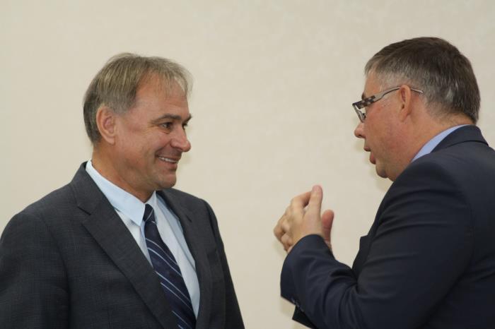 Дмитрий Жижанков избран руководителем контрольно-счетной палаты Сахалинской области, фото-8