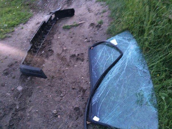 У Чернівцях ДТП - зіштовхнулись дві автівки, фото-4