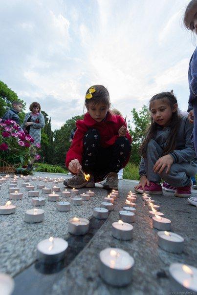 В Ялте почтили память жертв Депортации крымскотатарского народа, фото-4