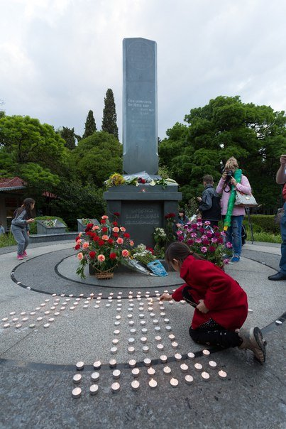 В Ялте почтили память жертв Депортации крымскотатарского народа, фото-3