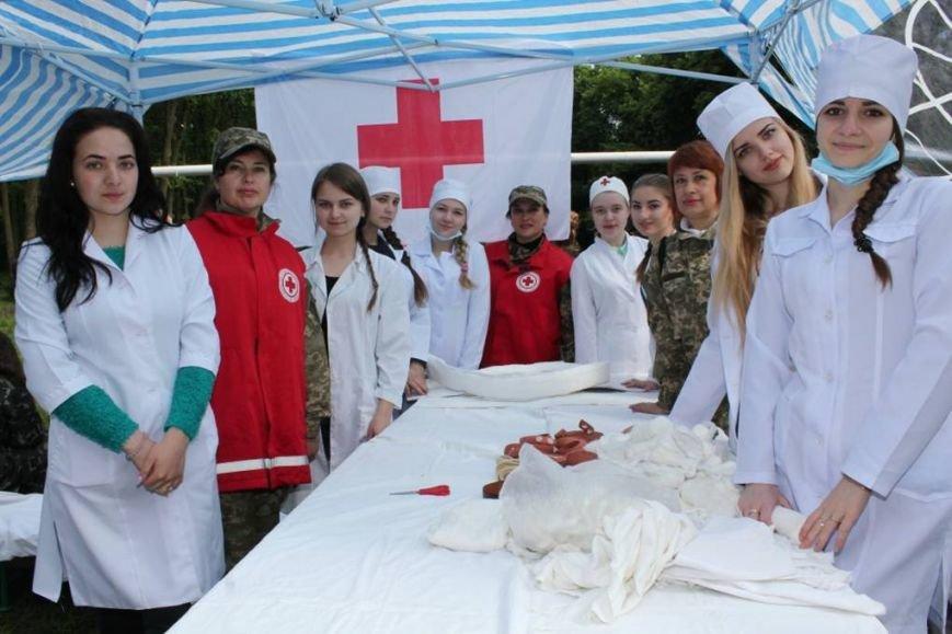 Військово-спортивне свято у Білій Церкві, фото-2