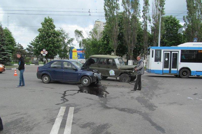 В Белгороде сбили 9-летнюю школьницу, фото-1