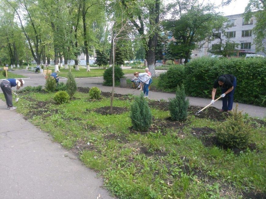 Стартовал второй этап проекта «Ваучер за работу» в Белозерском, фото-8