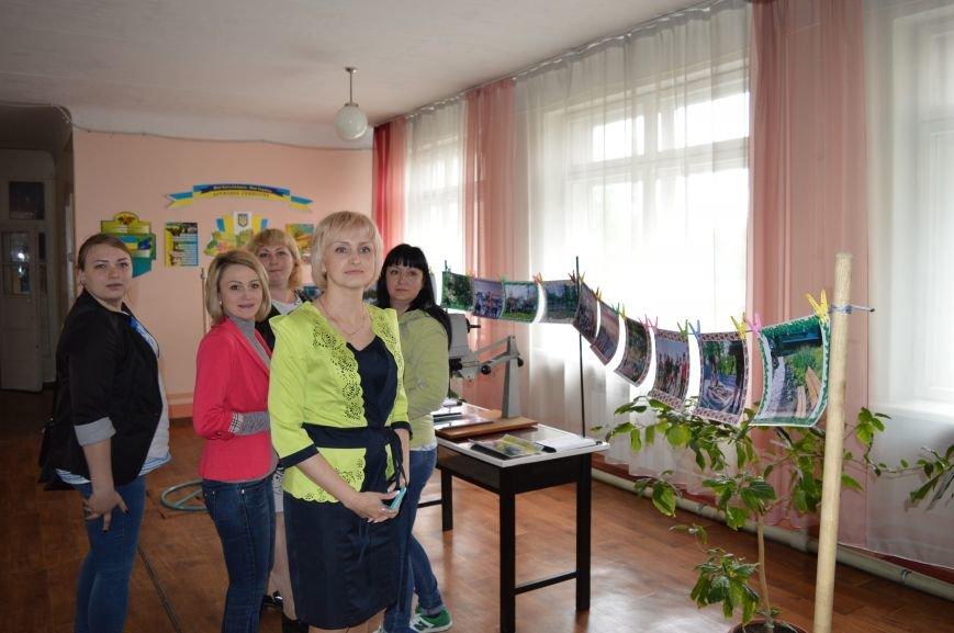 На базе школы №6 г.Доброполье состоялся городской семинар-практикум, фото-4