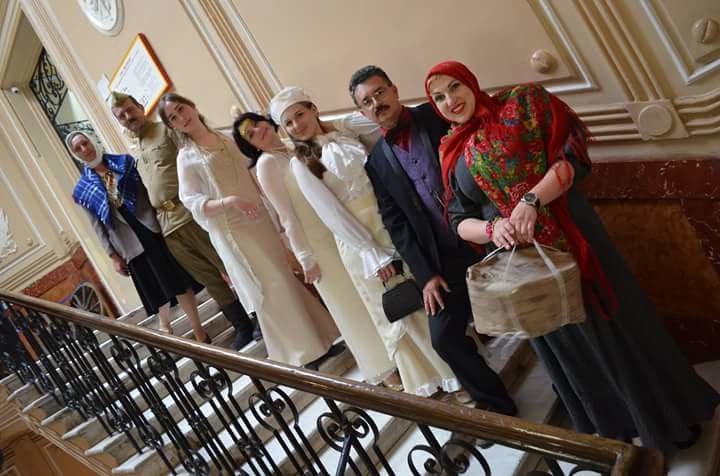 В Мелитопольском музее ожили экспонаты, фото-1