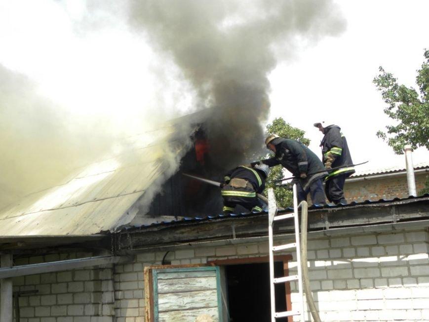 За минувшие сутки на Черниговщине ликвидировали четыре пожара, фото-1