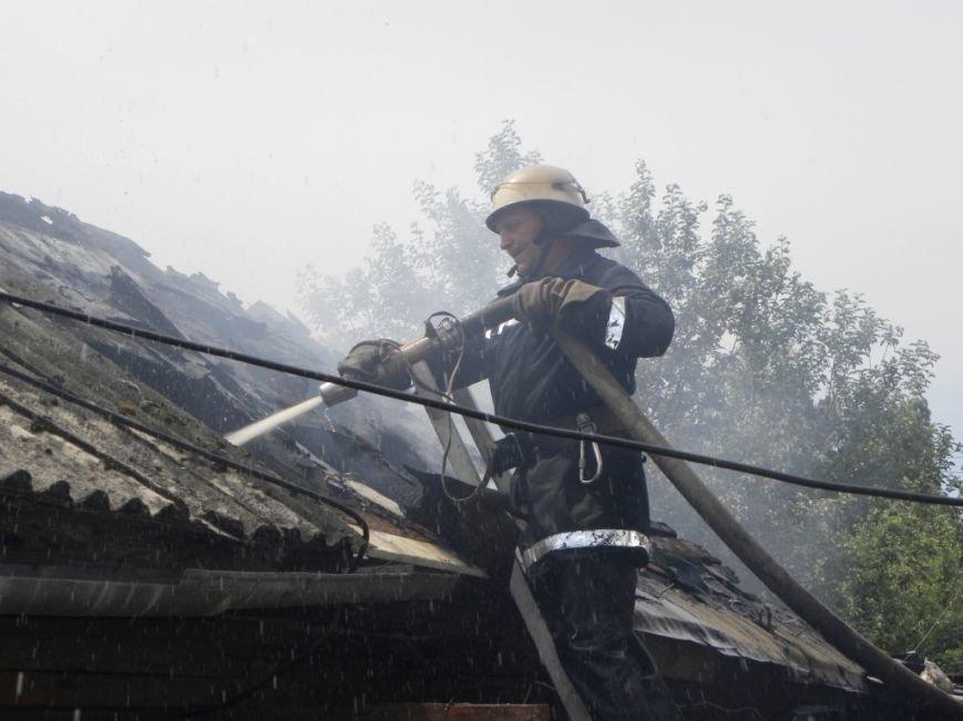 За минувшие сутки на Черниговщине ликвидировали четыре пожара, фото-2
