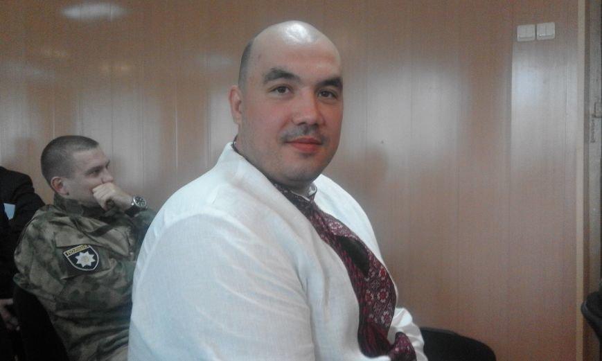 Правоохранители Бахмута отметили День вышиванки, фото-1
