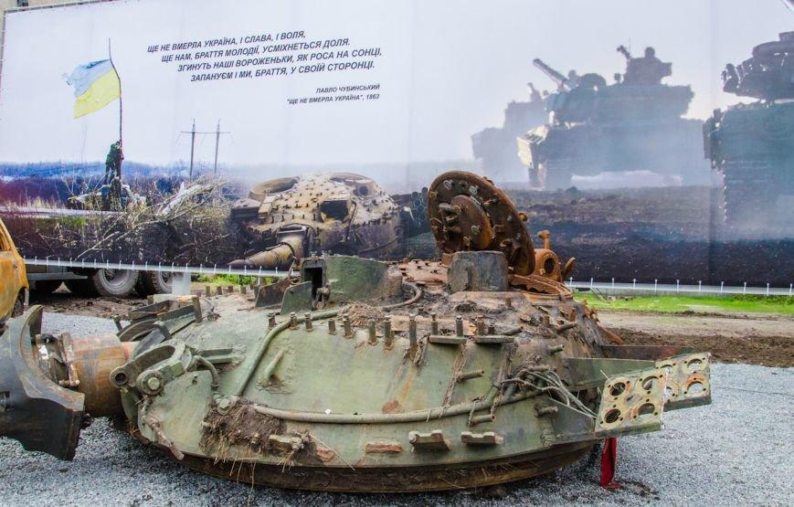 В Україні створюють вуличний музей АТО, фото-2
