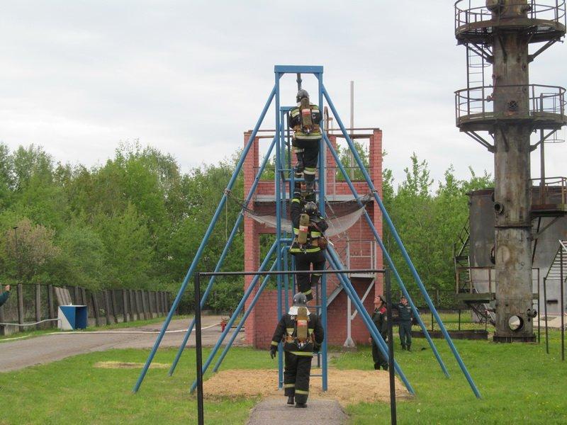 Конкурс профессионального мастерства среди подразделений МЧС Витебской области прошел в Новополоцке (+ фото), фото-5