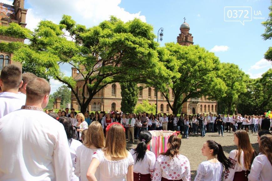 «Одягнути вишиванку – гордість» - У Чернівцях продовжується святкування Дня Вишиванки(ФОТОЗВІТ), фото-6