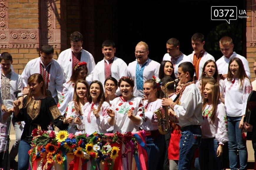 «Одягнути вишиванку – гордість» - У Чернівцях продовжується святкування Дня Вишиванки(ФОТОЗВІТ), фото-9
