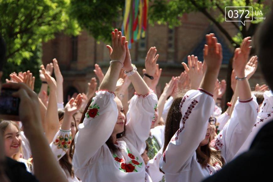 «Одягнути вишиванку – гордість» - У Чернівцях продовжується святкування Дня Вишиванки(ФОТОЗВІТ), фото-14