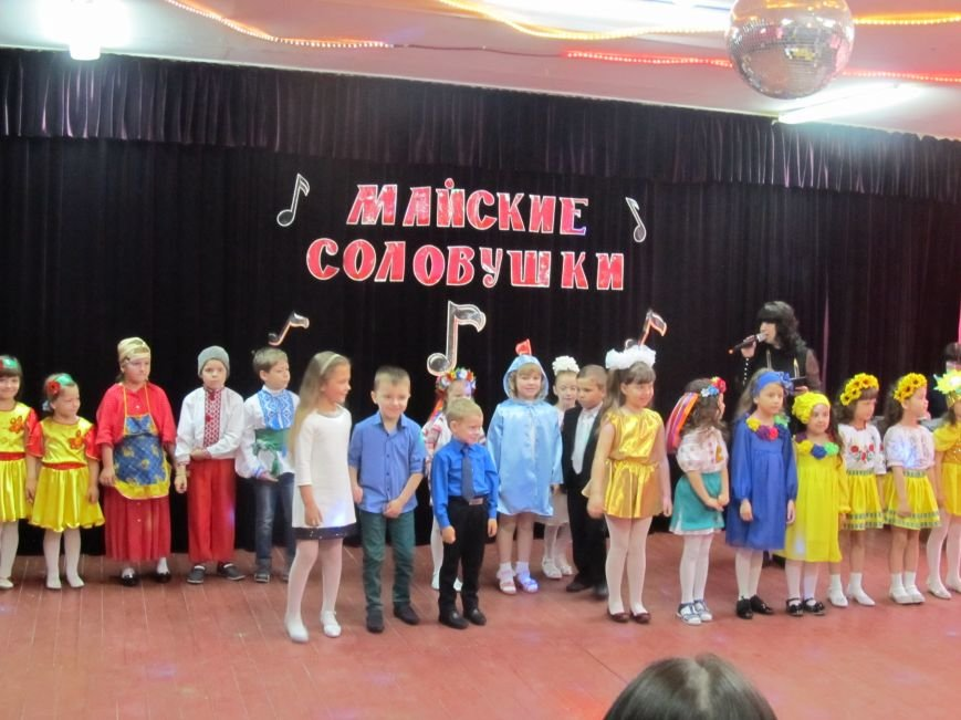 «Майские соловушки» - вокальный конкурс добропольских дошкольников, фото-1