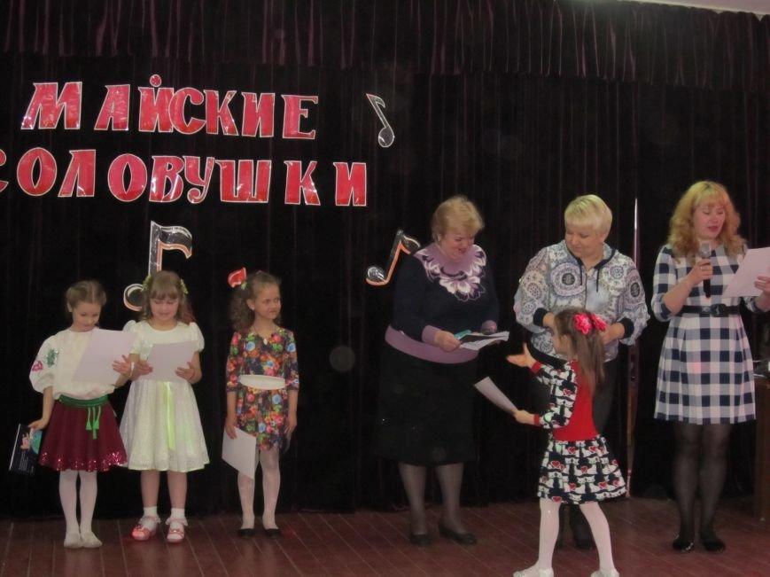 «Майские соловушки» - вокальный конкурс добропольских дошкольников, фото-2