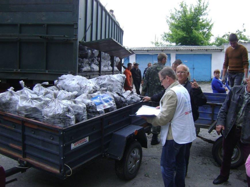 На Херсонщину прибыла гуманитарная помощь из Венгрии (фото), фото-1