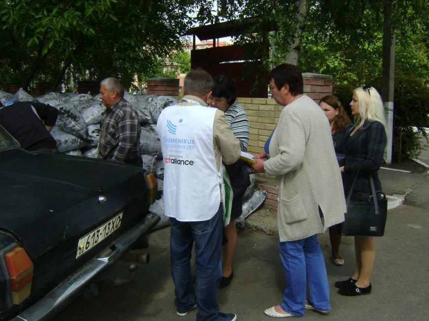 На Херсонщину прибыла гуманитарная помощь из Венгрии (фото), фото-3