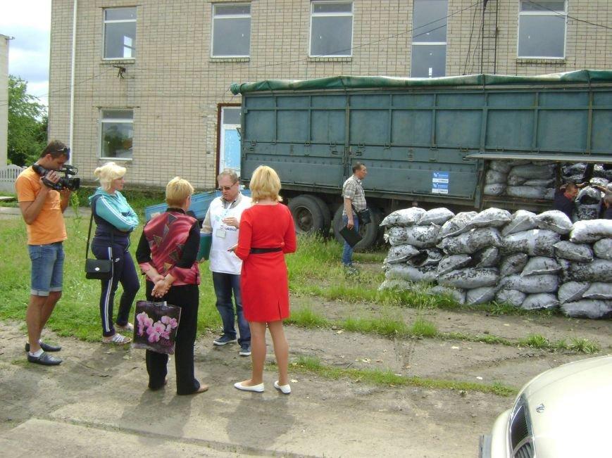 На Херсонщину прибыла гуманитарная помощь из Венгрии (фото), фото-2